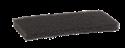 Afbeelding van Schuurpad Hard - bruin Vikan 5523