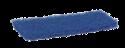Afbeelding van Schuurpad Medium - blauw   Vikan 5524