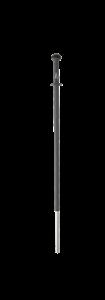 Afbeelding van Ergonomische top-gereguleerde telescoopsteel Vikan 296218