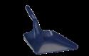 Afbeelding van Vlakke handschep, klein model idem, metaaldetecteerbaar: Vikan 5673