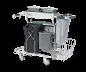 Afbeelding van VEC trolley COMPACT: gewicht: 17 kg Vikan 580311
