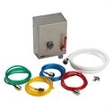 Afbeelding van 4 Mix doseerunit voor 4 producten high flow (12 liter / minuut) Vikan 9451