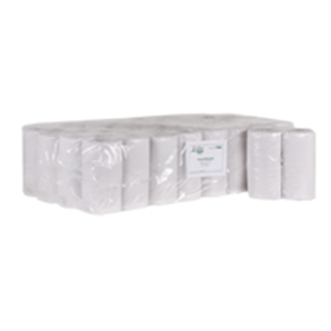Afbeelding van Huismerk Toiletpapier Tissue wit 48x200 vel