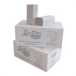 Afbeelding van Huismerk Handdoeken ECO Z-vouw 5000 st.(32)