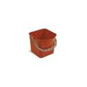 Afbeelding van  Mopemmer rood / blauw 15 liter