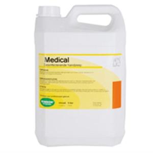 Afbeelding van Medical MEDICAL bakteriost. zeep 5 L.