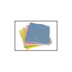 Afbeelding van  Microvezeldoek geel 10 stuks